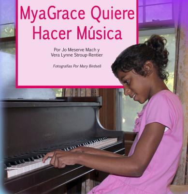 MyaGrace Quiere Hacer Música