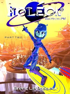 Aoleon The Martian Girl Part 2 – The Luminess of Mars