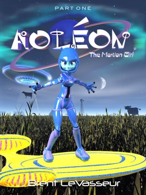 Aoleon The Martian Girl Part 1 – First Contact