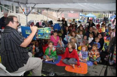 The 10th Annual Brooklyn Book Festival: Children's Day