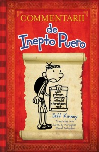 Pope Francis Receives New Latin Edition of International Bestseller Diary of a Wimpy Kid at The Vatican