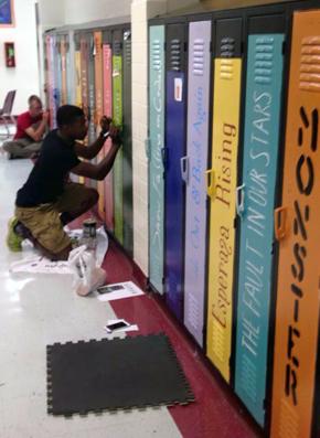 Biloxi Educators Create An 'Avenue of Literature'