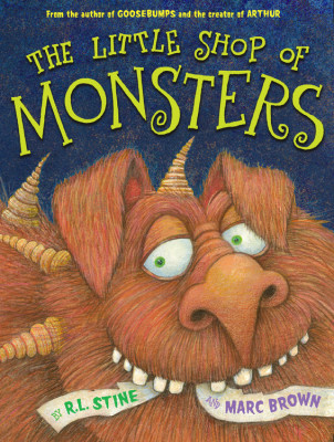 The Little Shop of Monsters