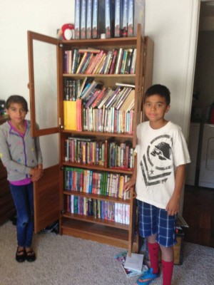 Mailman Takes Action to Bring Books to a Young Boy