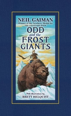 Neil Gaiman to Write a Sequel for 'Odd and the Frost Giants'