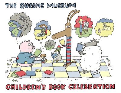Queens Museum Children's Book Celebration