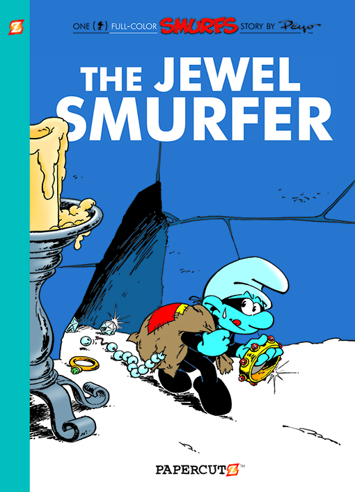 The Smurfs #19: The Jewel Smurfer