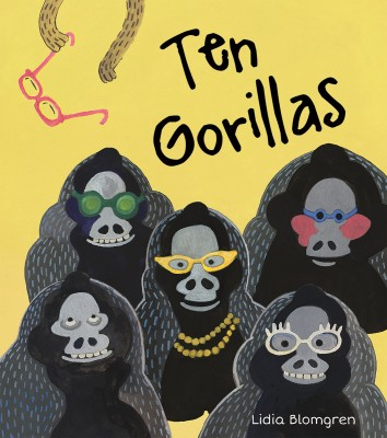 Ten Gorillas