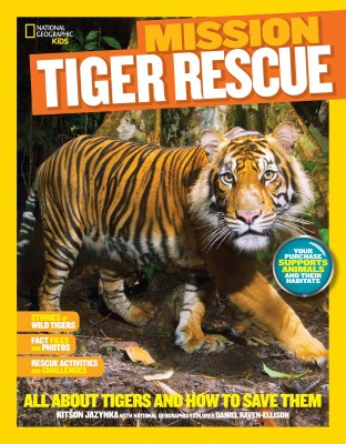 National Geographic Kids Mission: Tiger Rescue