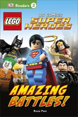 LEGO® DC Comics Super Heroes: Amazing Battles!