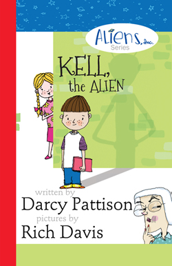 Kell, the Alien: Book 1, The Aliens, Inc. Series