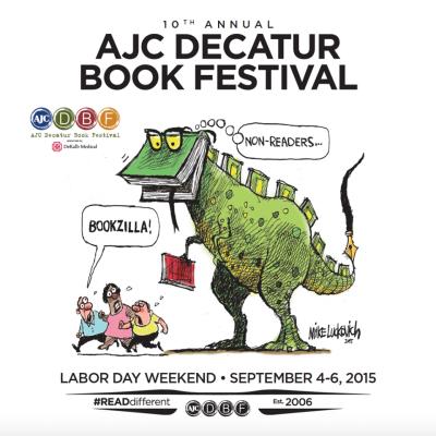 10th Annual AJC Decatur Book Festival