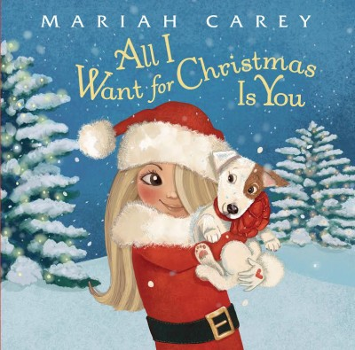 Mariah Carey to Make Children's Book Debut With All I Want For Christmas is You Picture Book, To Be Published This Fall 2015