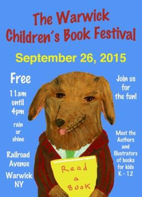 The Warwick Children's Book Festival 2015