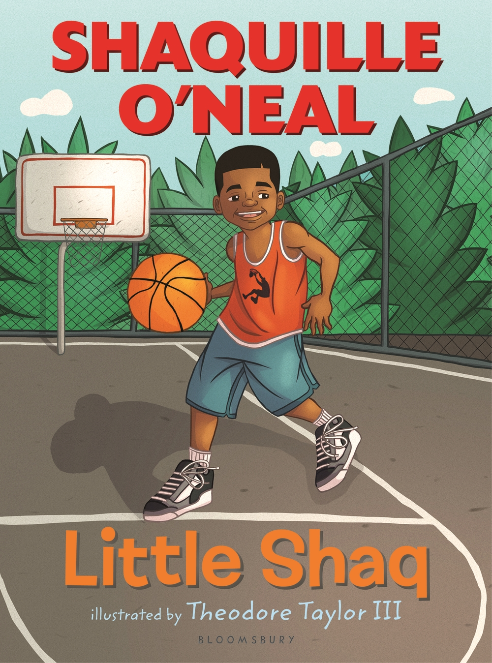 Little Shaq Children 39 S Book Council