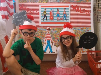 Highlights from the Fourth Annual Find Waldo Local