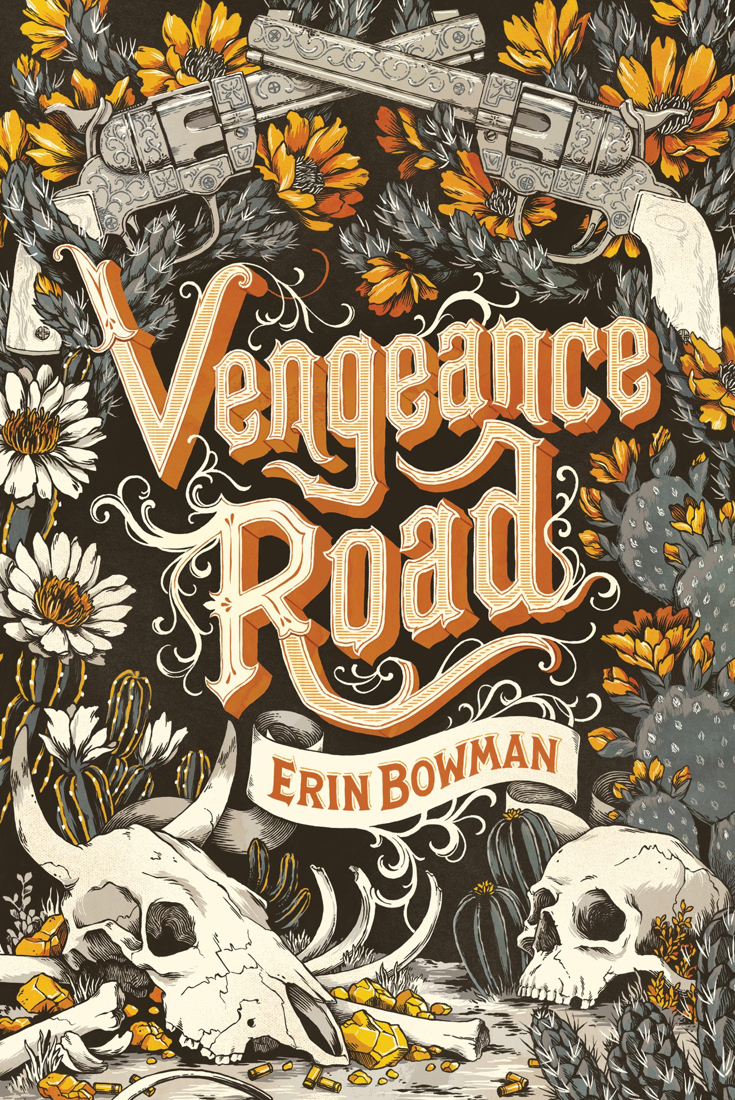 Vengeance Road | Children\'s Book Council