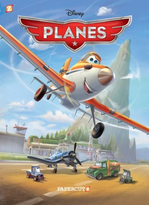 "Disney Graphic Novels #1: ""Planes"""