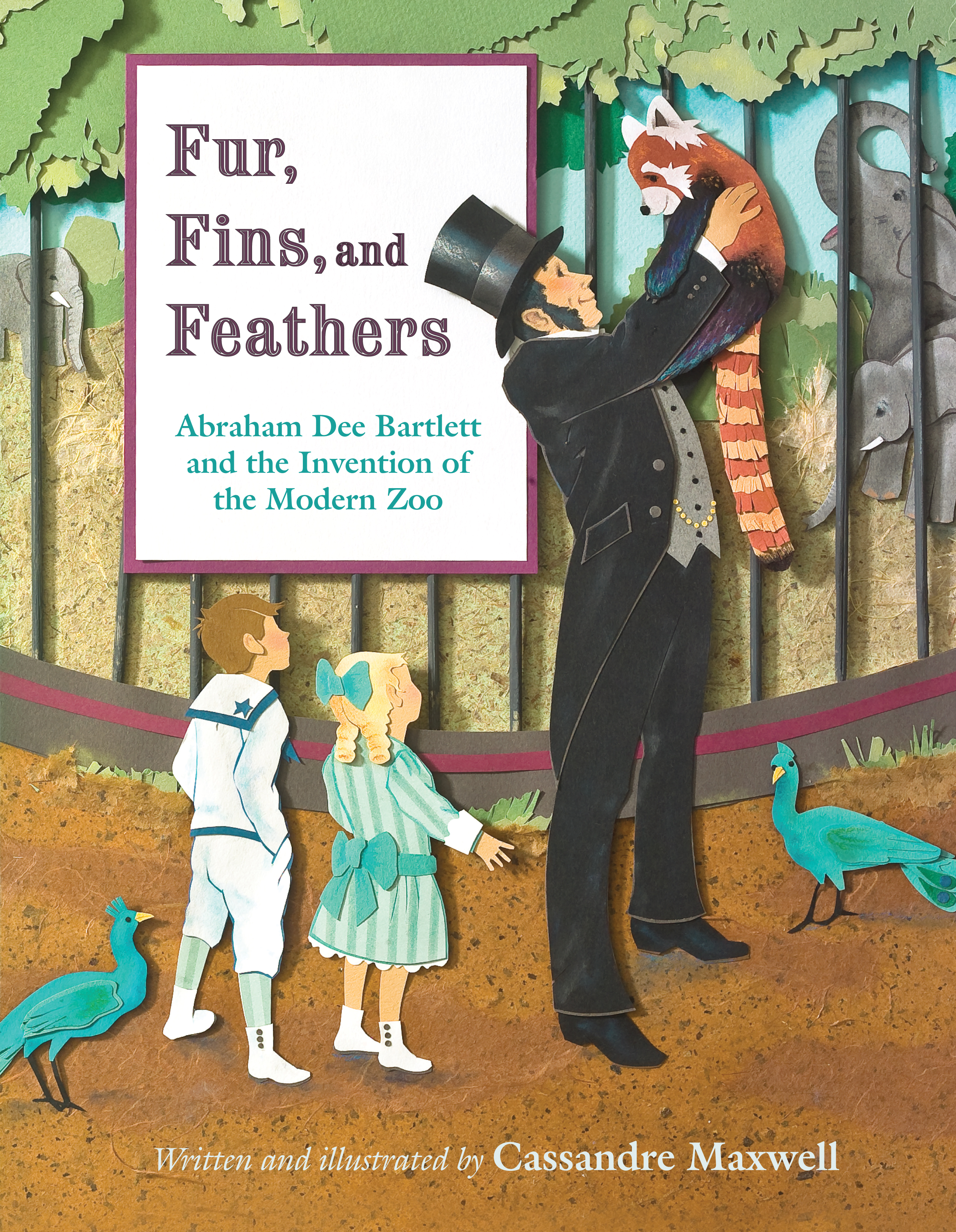 Fur, Fins, and Feathers: Abraham Dee Bartlett and the Invention of the Modern Zoo