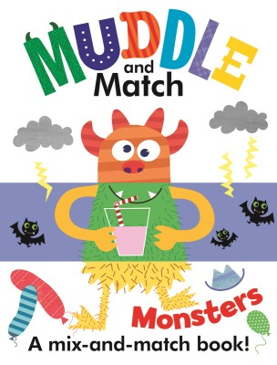 Muddle and Match: Monsters