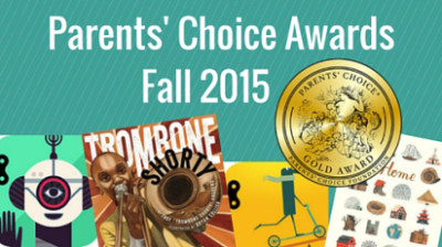 KidLit TV Receives the Parents' Choice Gold Award