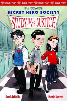 Scholastic to Publish 'DC Comics: Secret Hero Society'