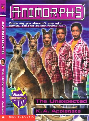 The Animorphs Series to Be Adapted for Film