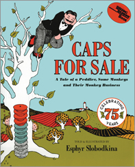 Happy 75th Anniversary, 'Caps for Sale'!