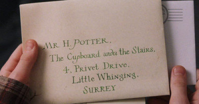 Harry Potter's Hogwarts Acceptance Letter to Be Auctioned