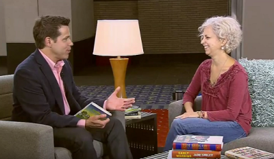 Kate DiCamillo at the National Book Festival