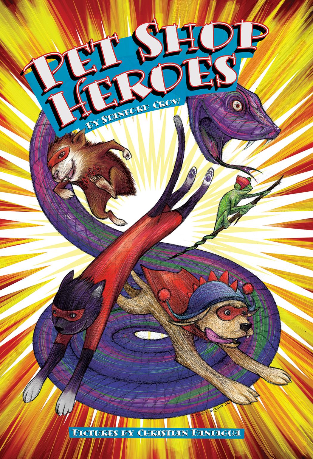 Pet Shop Heroes