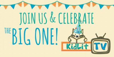 KitLit TV Celebrates First Year with KidLit Radio