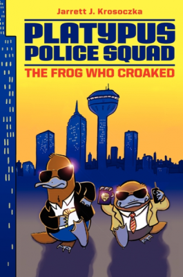 Walden Media to Create a Platypus Police Squad Movie