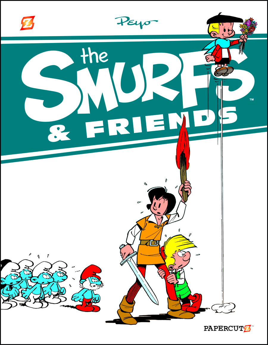The Smurfs and Friends #1