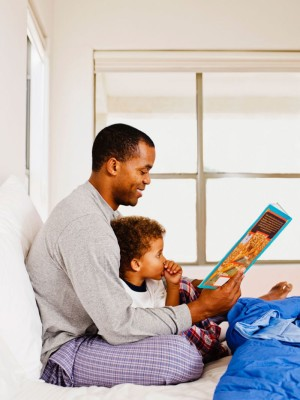 What Dads Bring to Read-Alouds