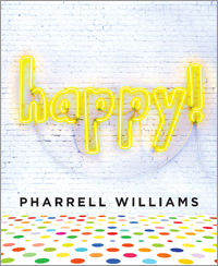 Pharrell, Penguin, and First Book Launch #ReadHAPPY Campaign