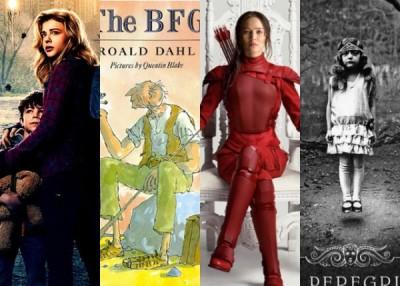 Upcoming YA Book-to-Film Adaptations
