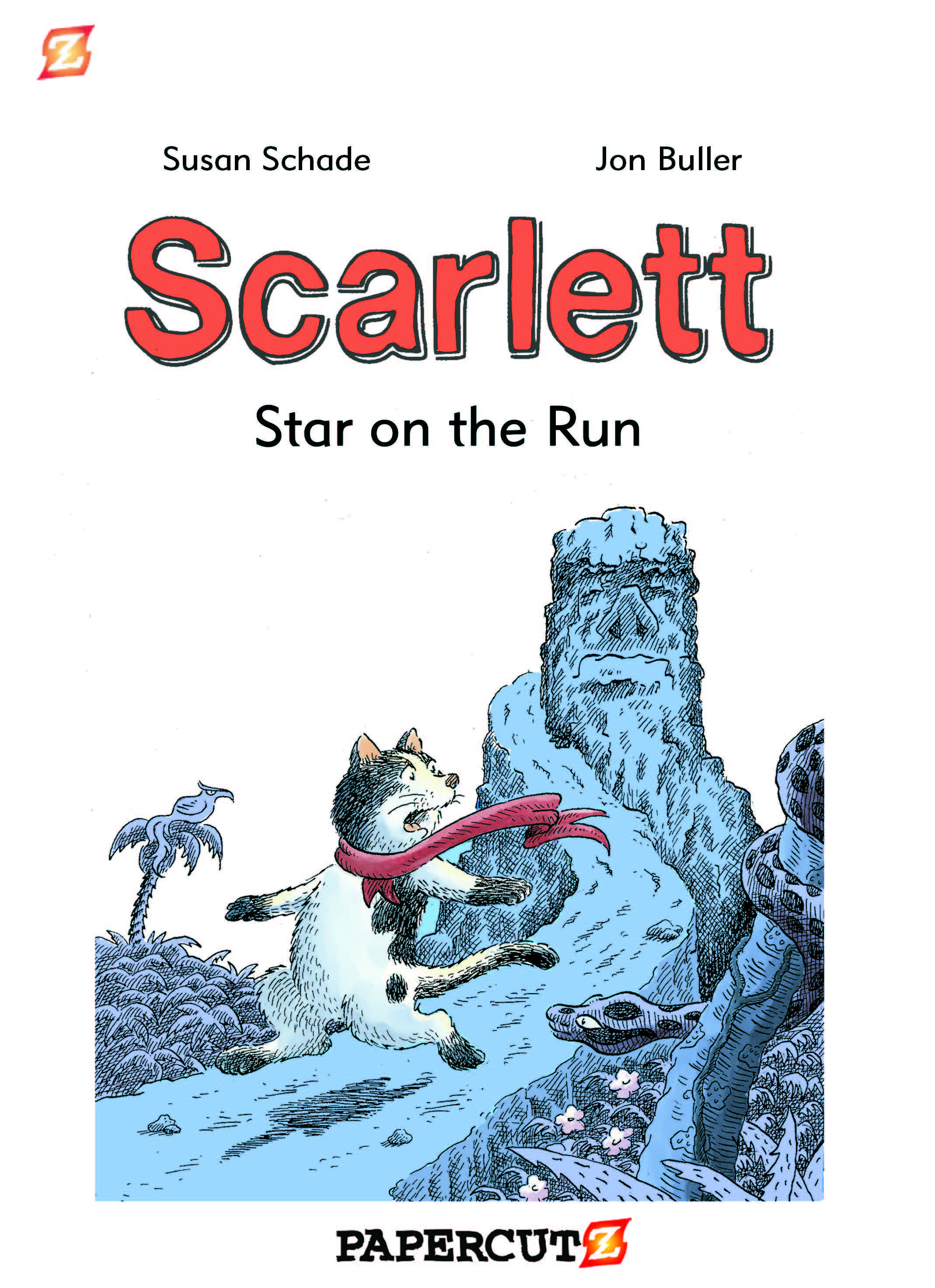 Scarlett: A Star On the Run