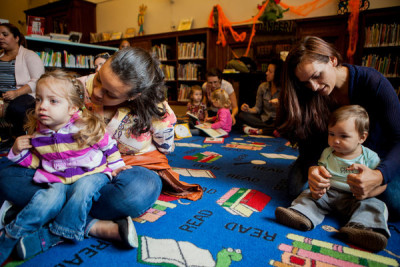 Public Libraries Expand Story Time
