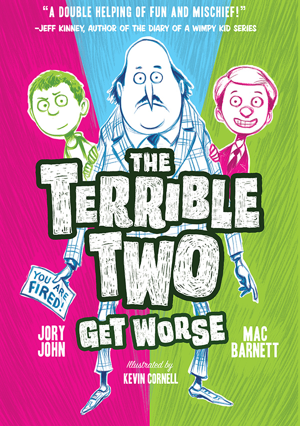 The Terrible Two Gets Worse