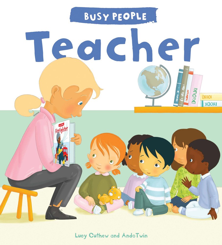 Busy People: Teacher