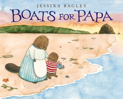 #DrawingDiversity: 'Boats for Papa' by Jessixa Bagley