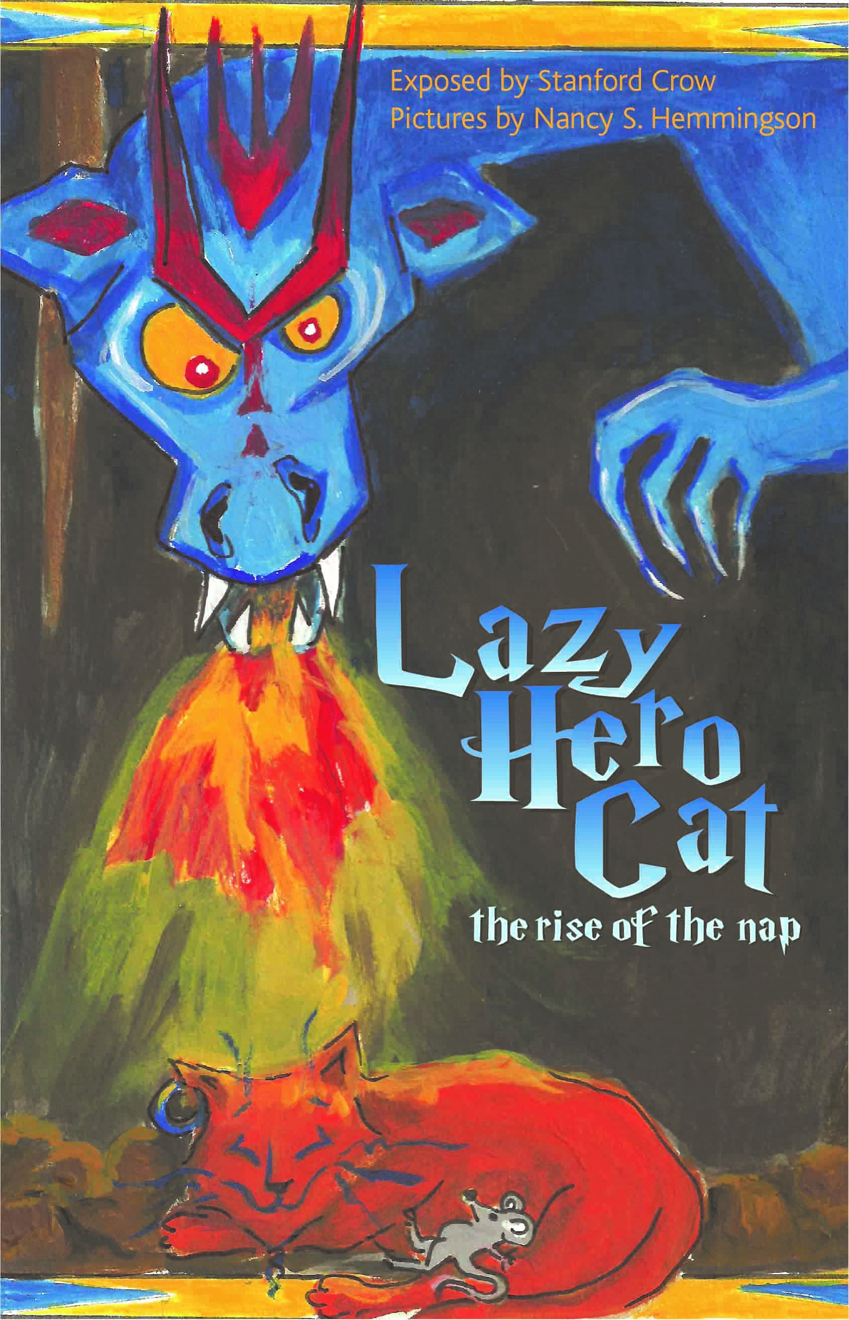 Lazy Hero Cat: The Rise of the Nap
