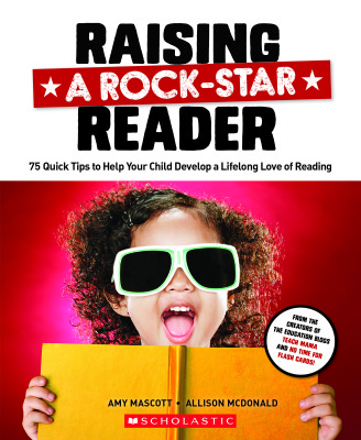 "New Book From Top Parenting Bloggers Will Get Kids Reading Like ""Rock Stars"""