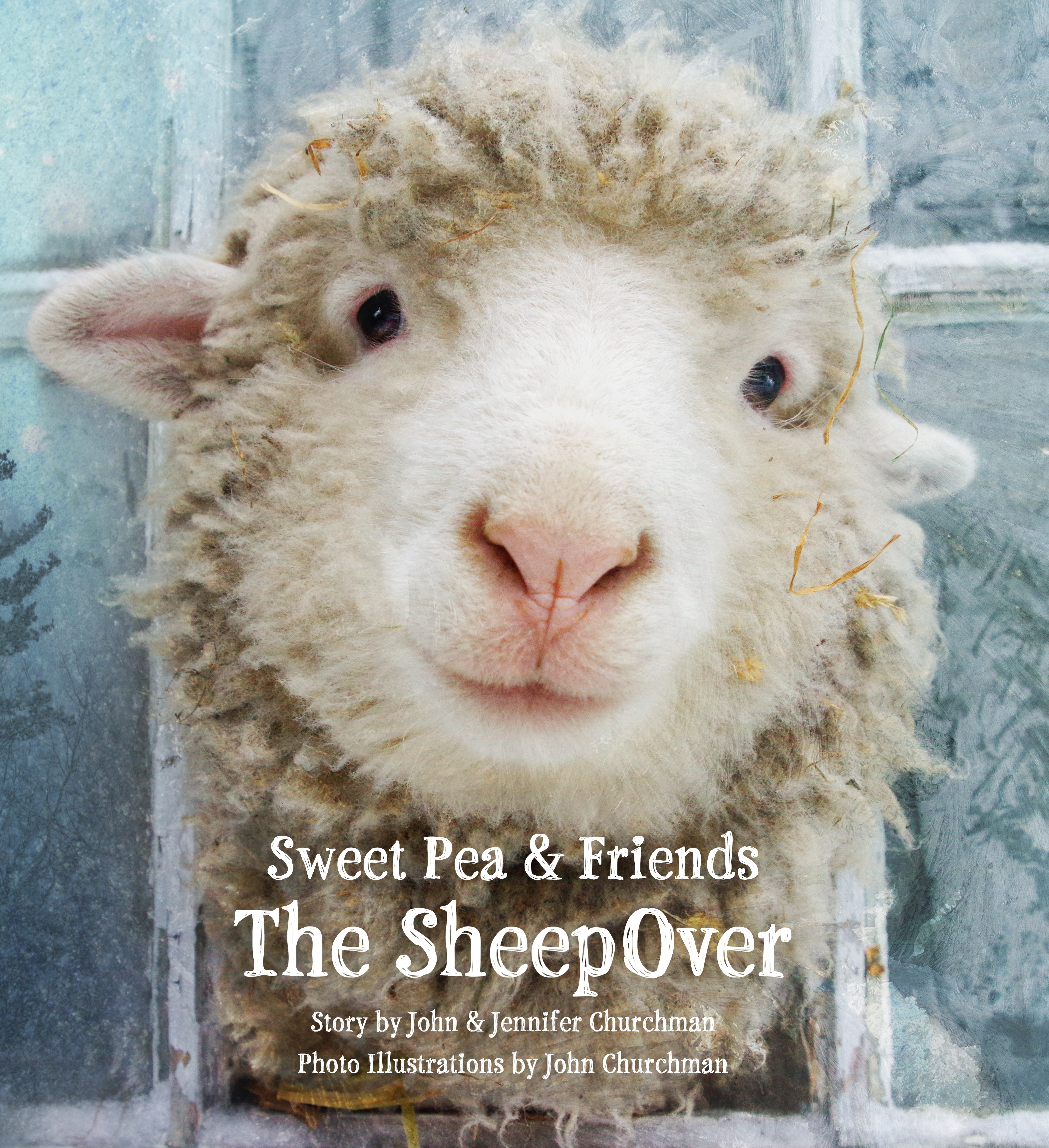 Sweet Pea and Friends: The SheepOver