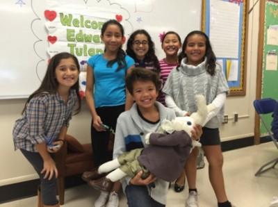 Edward Tulane's Classroom Journey