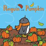 #DrawingDiversity: 'Penguin and Pumpkin' by Salina Yoon