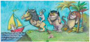 Art by Maurice Sendak up for Auction