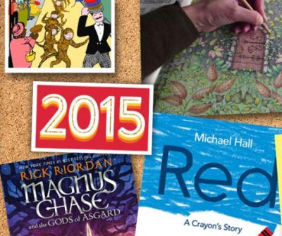 Children's Book Trends of 2015