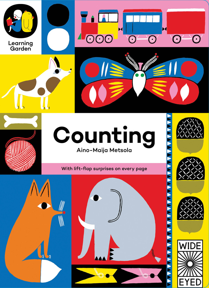 Counting (The Learning Garden)